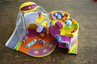 Polly Pocket mini Polly & the Pops Music Mall *** ohne Zubehör ***