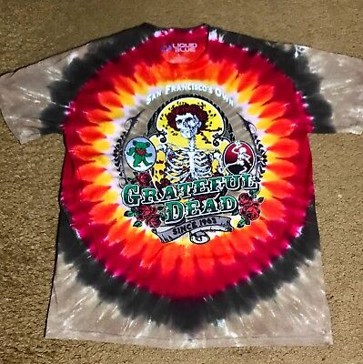 Grateful Dead Tie Dye T-Shirt Brand New - Size Large
