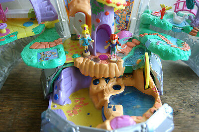Polly Pocket Mini Diamant **  2001 Diamond Wonderland Jewel Fairies