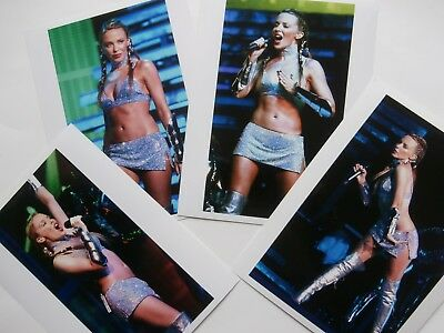 KYLIE - Official Press Photos - 2002 British Tour (Opening Night - Cardiff)