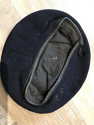 British Army beret dated 1954