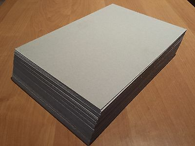 Graupappe Vollpappe Din A4 21 x 29,7 cm 1,5 mm 5-200 St.