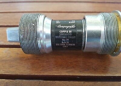 Campagnolo Record carbon Movimento centrale 102 mm Bottom bracket ITA 36x24T