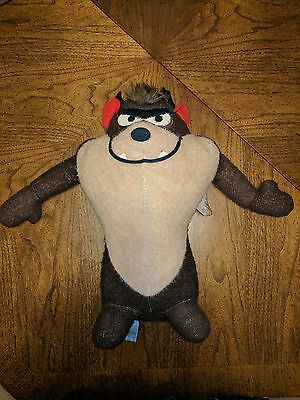 Old/Vintage Looney Toones Taz Tazmanian Devil Plush - 1971