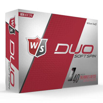 Wilson Duo Personalised Photo, Logo Or Text Custom Golf Balls - 12 Pack