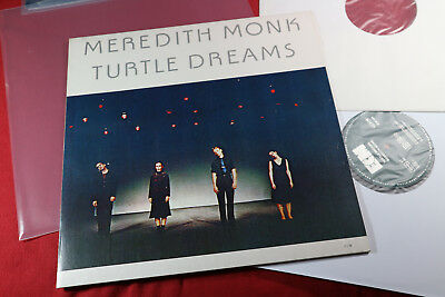 Meredith Monk  TURTLE DREAMS  LP ECM 1240 Germany 1983 sehr gut