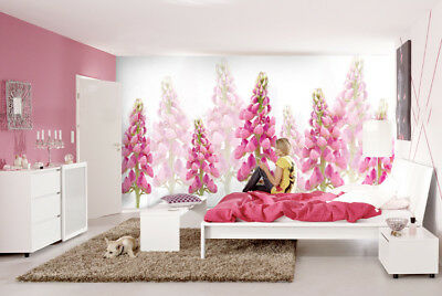 E19 Custom Made European TV Background Bedroom LIving Room Mural Wallpaper Q