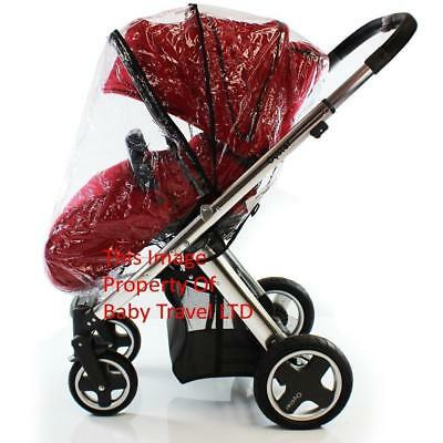 Rain Cover To Fit BabyStyle Oyster 2 Collection (Ziko RC)