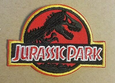 Jurassic World Park Uniform//Costume Patch 2 3//4 inches wide