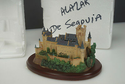 LENOX Great Castles of the World 1995 Alcazar De Segovia