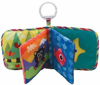 Lamaze CLASSIC DISCOVERY BOOK Play & Grow Baby/Child Development Activity Toy BN