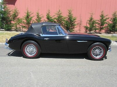 1966 Austin Healey 3000 Mark III Sports Convertible Survivor Type 1966 Austin Healey 3000 Mark III Sports Convertible Survivor Type