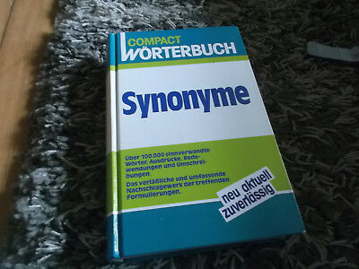 Compact Wörterbuch - Synonyme