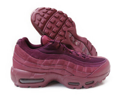huge selection of 920af 927e5 538416-601 Nike Air Max 95 Prm Vintage Wine Men Sneaker Size 12