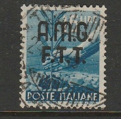 TRIESTE 1947 15L Allied Military Government #