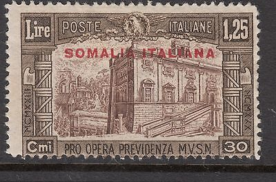 SOMALIA 1930 3rd National Defence 1L25 Mint Hinged