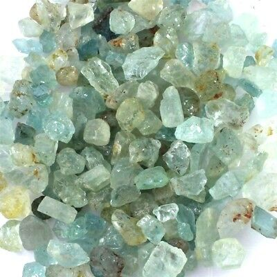 Wholesale Lot of Natural Earth Mined Aquamarine Gemstone Rough For Facet & Cab