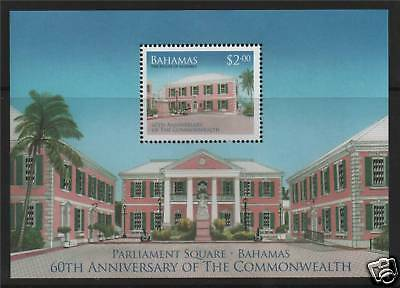 Bahamas 2009 Anniv.Of Commonwealth M.S.1553 MNH