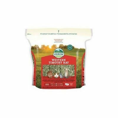 Oxbow Western Timothy Hay  (1.1kg) (Pack of 2)