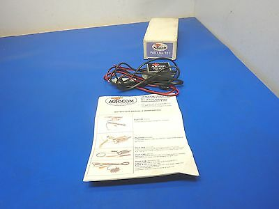 Autocom Part No.151,PSU-9,12 volt to 9 volt bike Power Lead to Easi-7-Advance