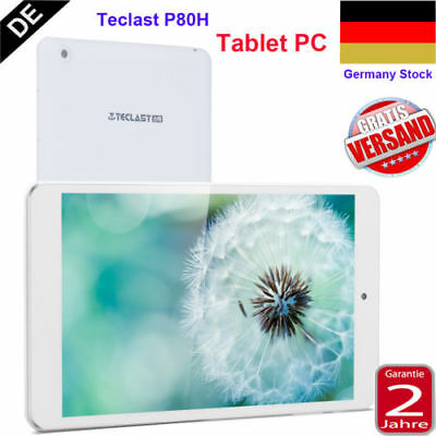 8 Zoll Tablet PC Android 7.0 Quad Core 8GB HD IPS 2.4G/5G Dual WiFi GPS Phablet