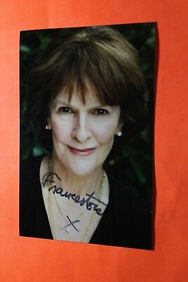 Frances Tomelty (Catastrophe) Signed Photo