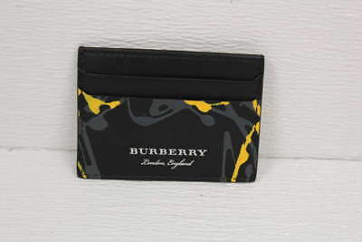 Burberry Sandon Card Holder Black