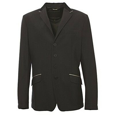 Mark Todd George Mens Competition Jacket Black (38) - Mt Horse Show Riding Wear