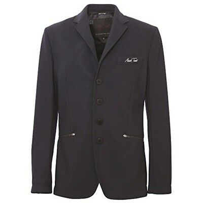 Mark Todd Italian Collection - Edward Mens Competition Jacket (navy) (40) -