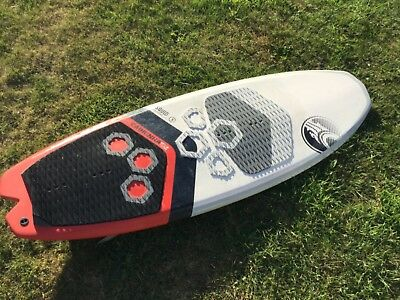 kitewave Board Cabrinha Squid Launcher 5,2 2017/18er Modell top für Nord/Ostsee