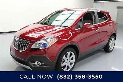 Buick Encore Premium Texas Direct Auto 2014 Premium Used Turbo 1.4L I4 16V Automatic FWD SUV Bose
