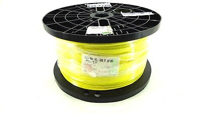 Belden 1505A 1000ft Digital Coaxial Cable (Yellow) New