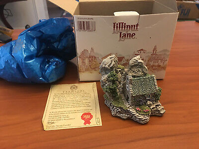 Lilliput Lane Govan's Chapel Mint In The Box Welsh Collection 1992