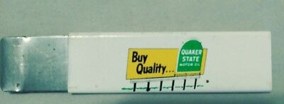 Vintage advertising Box Cutter BUY QUALITY QUAKER STATE MOTOR OIL