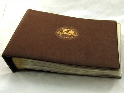 Most Treasured Banknotes of the World - 48pc Foreign Currency Album - Crisp UNC