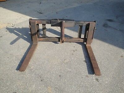 3400 Ford Forks Pin-On Pallet Forks And Hay Spear