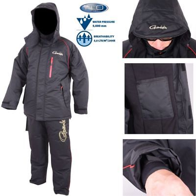 Angelsport Gamakatsu Thermal Jacket Jacke XXL Zu Thermoanzug Thermal Suits Angelanzug Kva