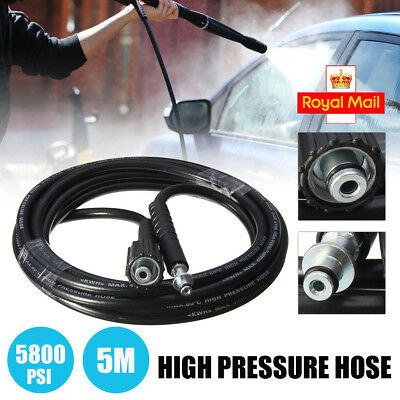 5M 40MPa/5800PSI High Pressure Replacement Pipe Hose For Karcher K2 Cleaner UK