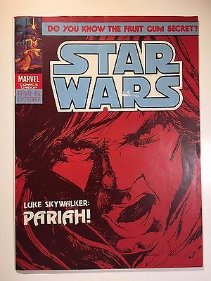Star Wars Weekly Monthly #162 Rare FN (1)