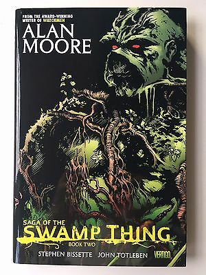 Saga of the Swamp Thing HC #2 Alan Moore NM Rare OOP