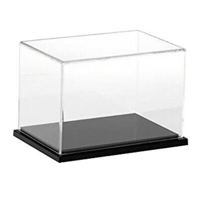 Collection Display Clear Acrylic Box Showcase Protection for Amiibo Funko POP 1x