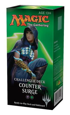 MTG - Magic: the Gathering Challenger Deck : Counter Surge :: New & Sealed ::