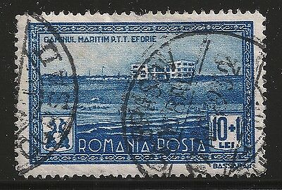 Romania Scott #B39, Single 1932 FVF Used