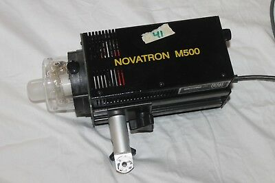 Novatron Pro Flash M500 Light Only - Has issues- read