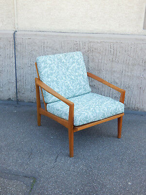 SESSEL EASY CHAIR Lounge chair 50er Jahre dänish design ...