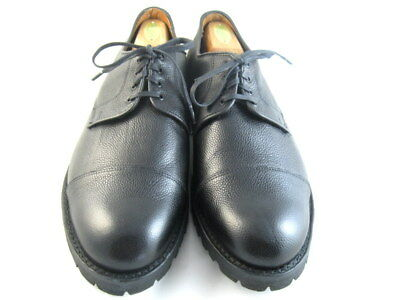 "Allen Edmonds ""TATE"" Oxfords 11.5 EEE Black  (418)"