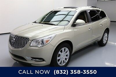 Buick Enclave Premium Texas Direct Auto 2014 Premium Used 3.6L V6 24V Automatic FWD SUV Bose OnStar