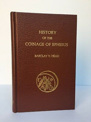 Head: History of the Coinage of Ephesus