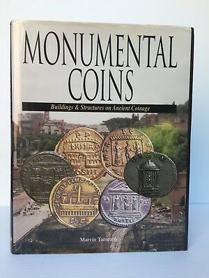 Monumental Coins. Buildings & Structures on Ancient Coinage