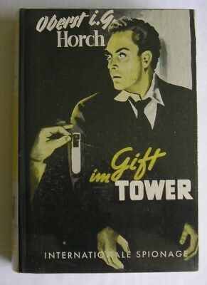 Oberst I G Horch - Gift Im Tower - Top Z 1 !